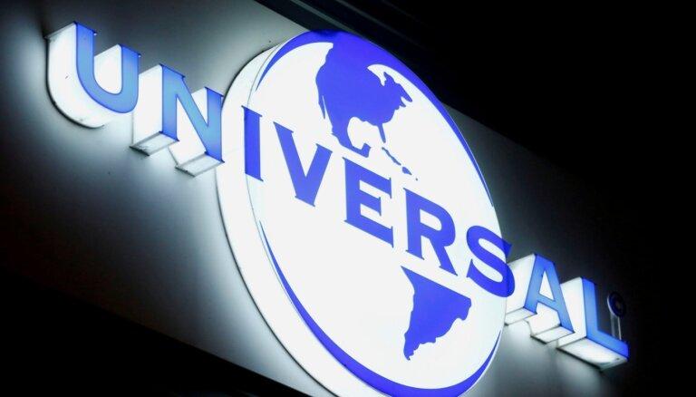Pirms debijas akciju biržā 'Universal Music' novērtēta ar 33,5 miljardu eiro tirgus vērtību