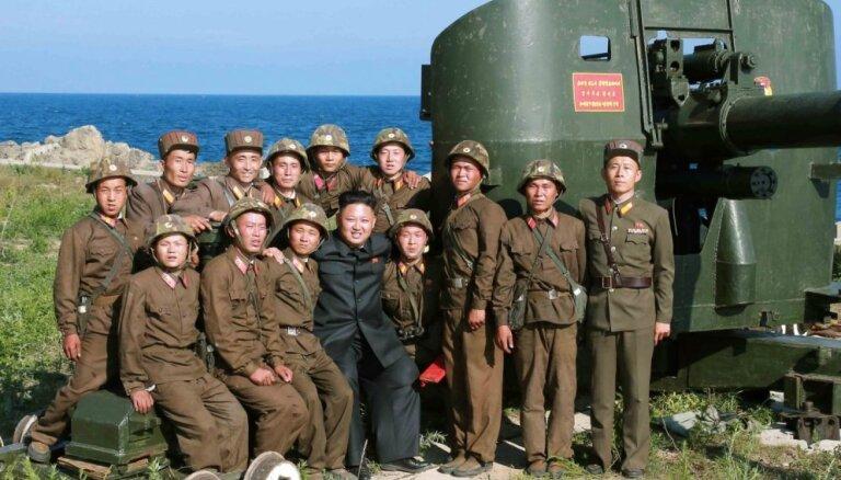 КНДР пригрозила уничтожить целый остров вместе с авиабазой США