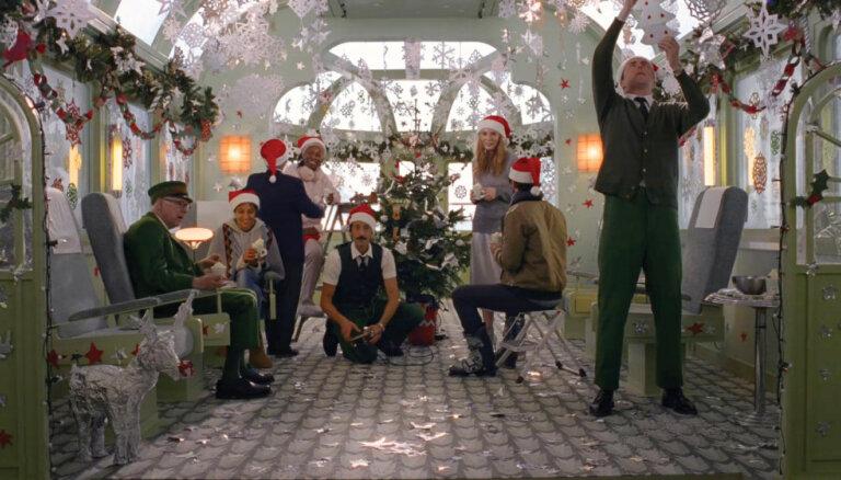 Pasauli sajūsmina 'H&M' Ziemassvētku reklāma