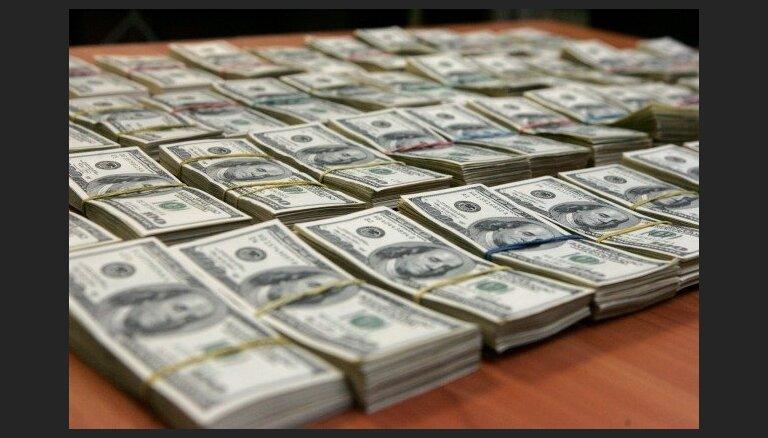 Krievija prognozē 70 miljardu ASV dolāru ārvalstu kapitāla aizplūšanu