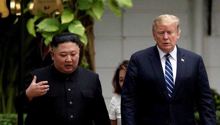 ASV un Ziemeļkoreja drīzumā atsāks dialogu, apgalvo Dienvidkorejas amatpersona