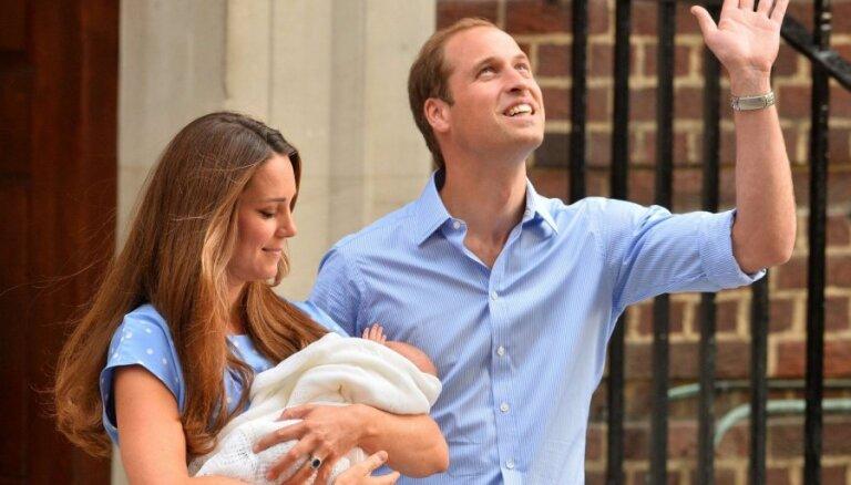 Принц Уильям впервые рассказал о новорожденном сыне