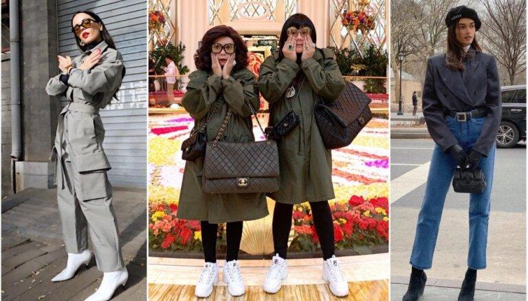 Pasaules stils tavā ikdienā jeb 'Instagram' konti modes entuziastiem