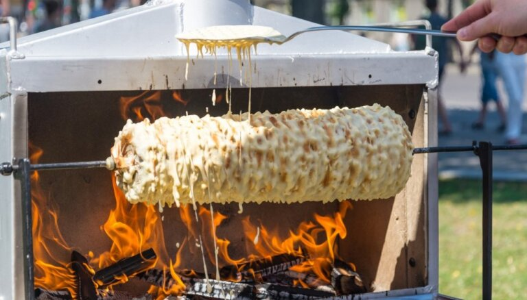 Cepti sieri, šakotis un jūraszāļu ikri: Āgenskalnā notiks lietuviešu tirgus 'Braļukas'