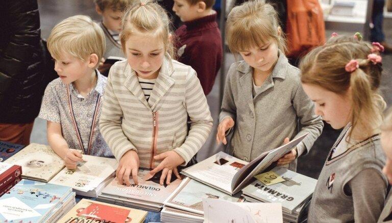 Martā norisināsies ikgadējā Latvijas Grāmatu izstāde
