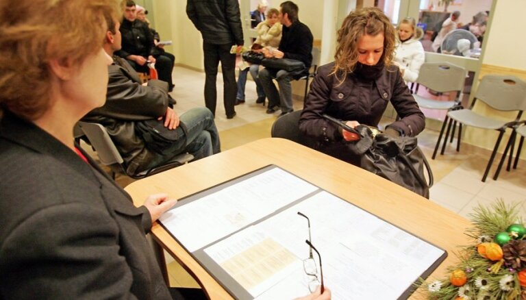 Latvijā visaugstākais bezdarba līmenis Centrālajā un Austrumeiropā