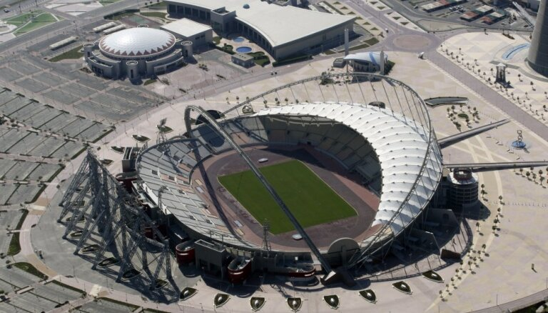 Над Катаром нависла серьезная угроза лишения ЧМ по футболу