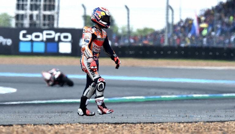 Koronavīrusa dēļ pārcelts Taizemes 'MotoGP' posms