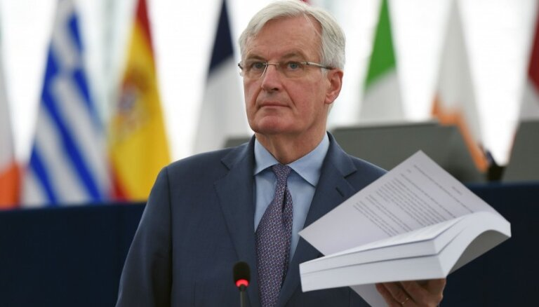 Barnjē apšauba 'Brexit' atlikšanas jēgu