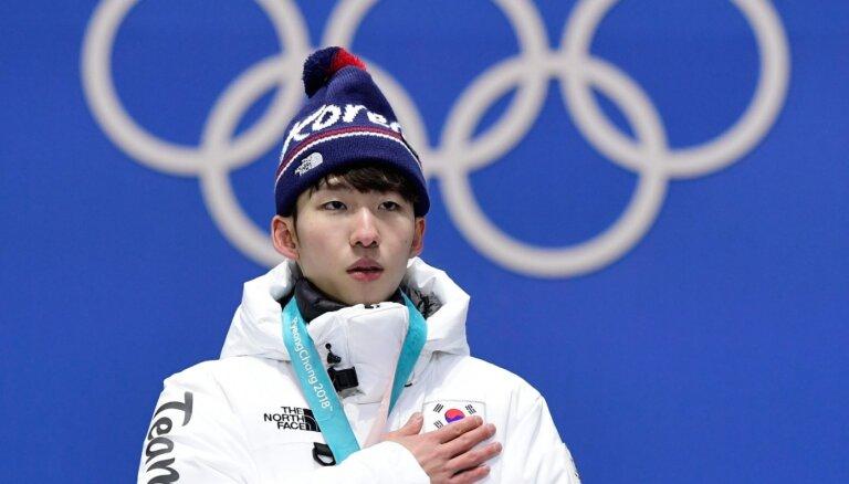 Olimpiskais čempions šorttrekā notiesāts par seksuālu uzmākšanos