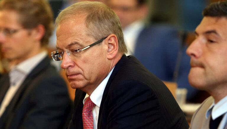 Ameriks ievēlēts par pirmo viceprezidentu ES delegācijā sadarbībai ar Centrālāziju