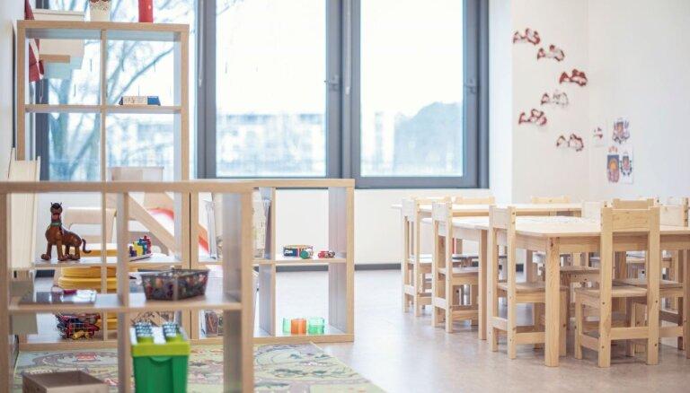 ФОТО: В торговом центре SĀGA открылся детский сад