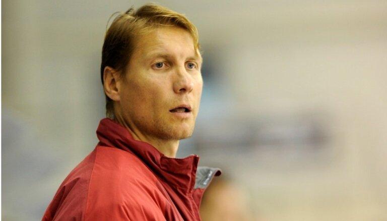 Экс-хоккеист сборной Латвии— первый кандидат на пост главного тренера