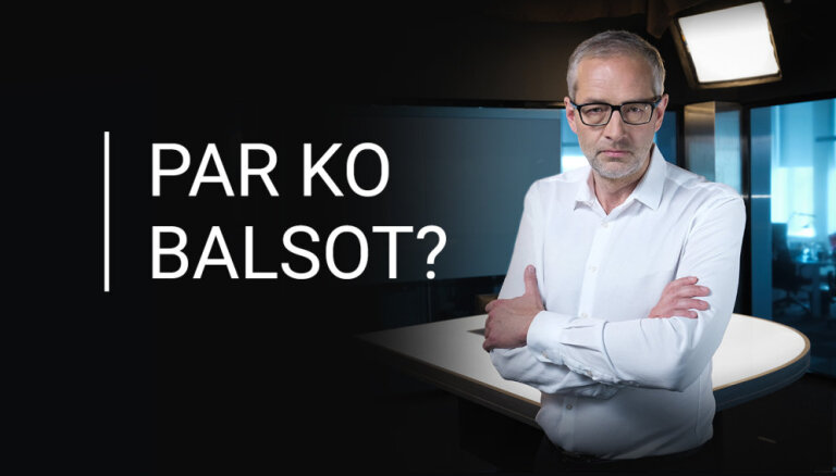 DELFI un Domburs piedāvā 'Par ko balsot?' – apjomīgu pirmsvēlēšanu debašu, diskusiju un interviju ciklu