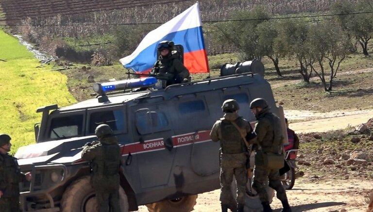 Pa Krieviju izceļojies 'aģitvilciens' 9. maijā triumfāli iebrauks Maskavā