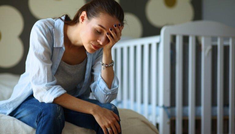 """Послеродовой психоз: """"Я всегда боялась сойти с ума, но это произошло после рождения сына"""""""