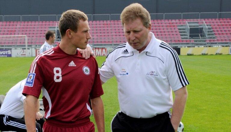 'Spartaks' uzvar 'Valmiera Glass'/ViA futbolistus