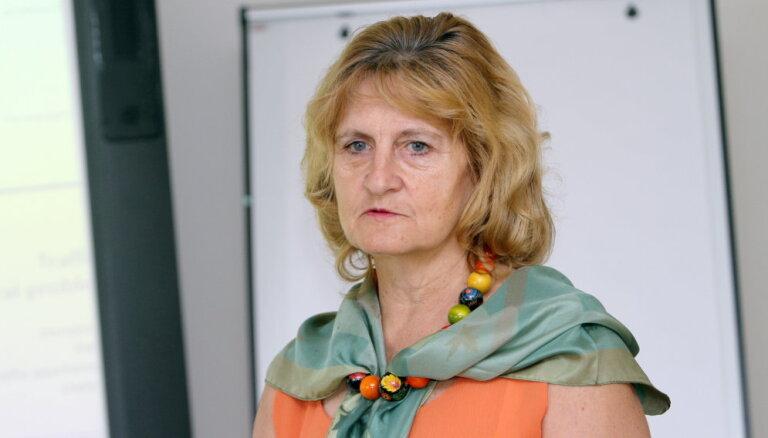 Dace Markus kļūst par Liepājas Universitātes rektori