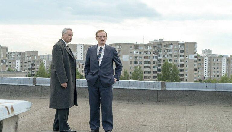 """Создатели """"Чернобыля"""" показали места съемок в Литве: Фабийонишкес и Висагинас"""