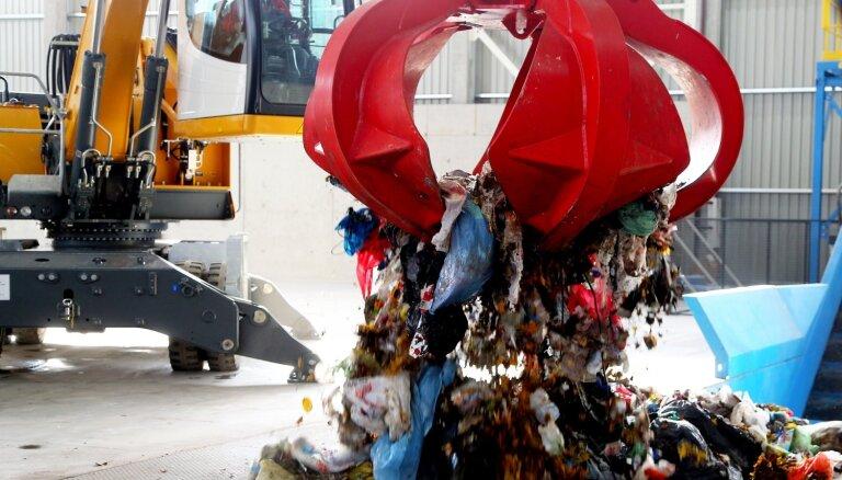 KP aizlieguma gadījumā 'Getliņi Eko' paši gatavi veikt Rīgas atkritumu savākšanu