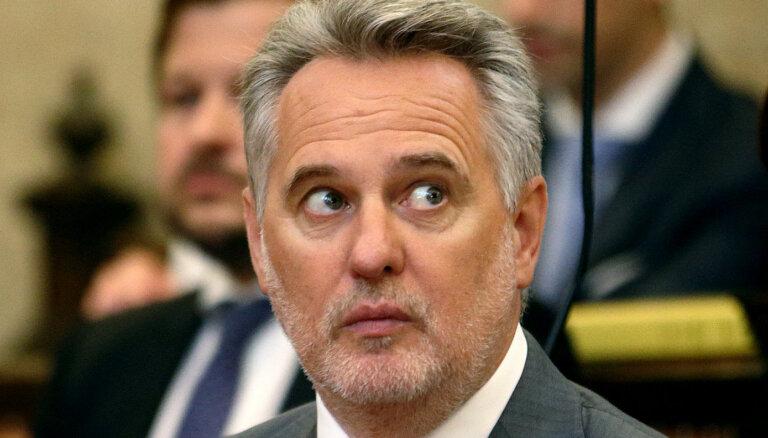 Ukraina vēršas pret nākamo oligarhu – sankcijas sit Firtašu