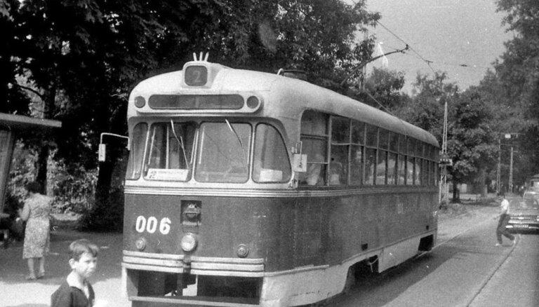 Daugavpils svētku laikā varēs doties bezmaksas ekskursijā ar retro tramvaju