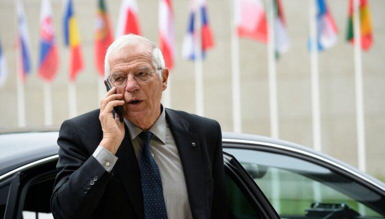 Новый глава европейской дипломатии счел важным диалог с позиции силы