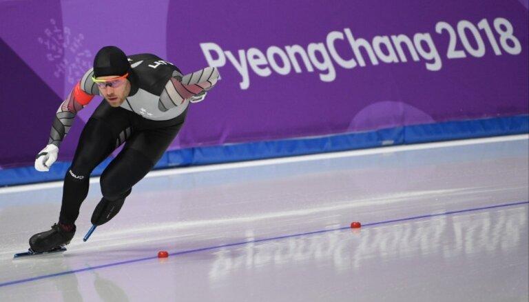 'Delfi' Phjončhanā: Silovam ceturto vietu pirms starta nosapņojusi trenere