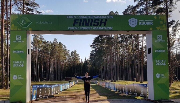 Tartu virtuālais maratons apvieno gandrīz 4000 skrējējus no visas pasaules