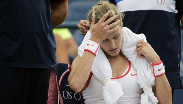 Бушар подала в суд на Ассоциацию тенниса США из-за падения на US Open