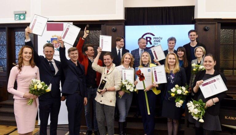 Par 2017.gada preču zīmi Latvijā atzīts arboristu uzņēmums 'Labie koki'