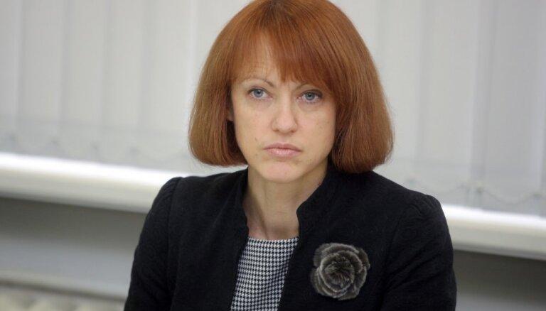 Finanšu nozares asociācijas padomes priekšsēdētājas amatā iecelta Ieva Tetere