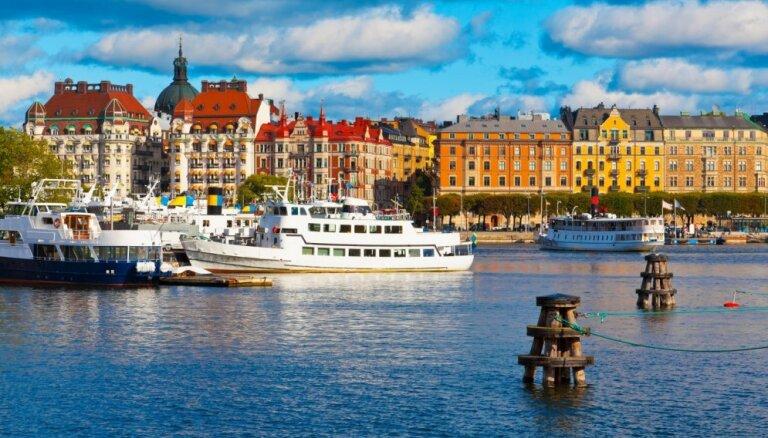 Uz Stokholmu bez kronas kabatā