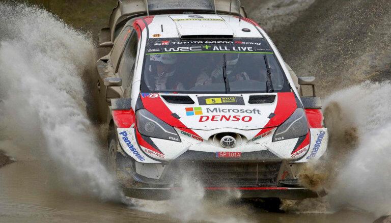 Koronavīrusa dēļ atcelts arī Velsas WRC posms