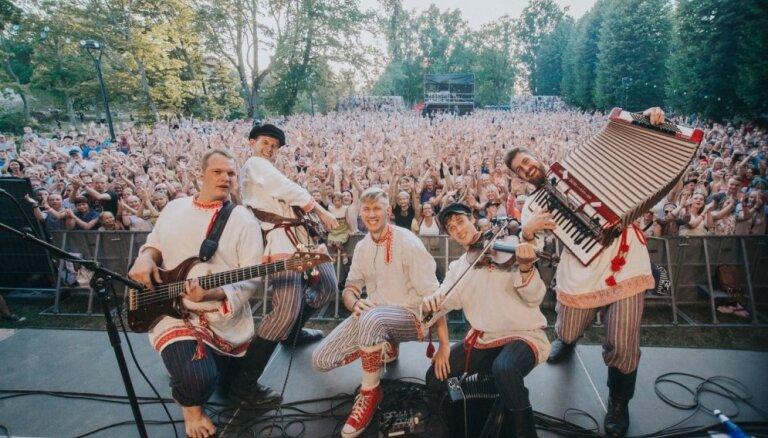 Vīlandes folkmūzikas festivāls