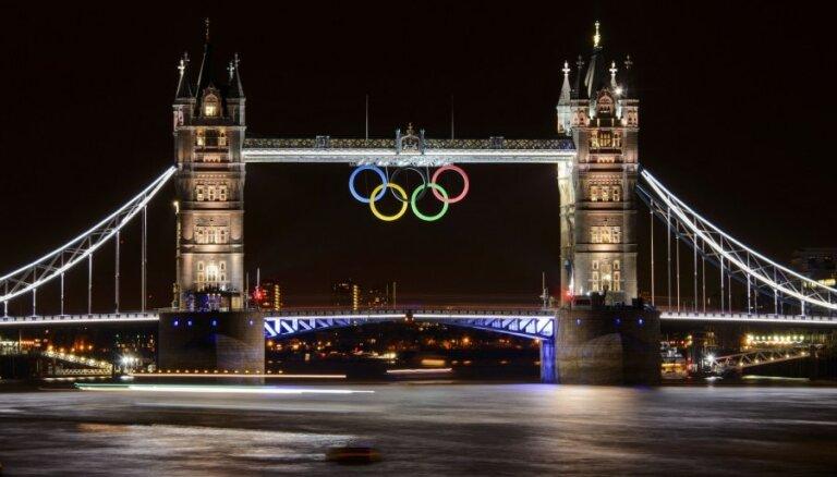 SOK vēlreiz pārbaudīs 2012. gada olimpisko spēļu dopinga analīzes