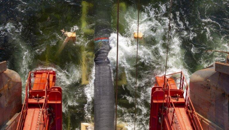 ASV draud apturēt 'Nord Stream 2'