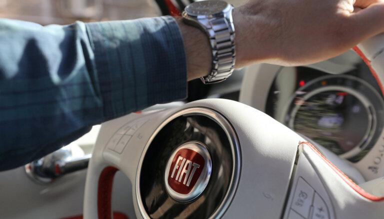 Avoti: 'Renault' un 'Fiat Chrysler' paziņos par sarunām alianses veidošanai