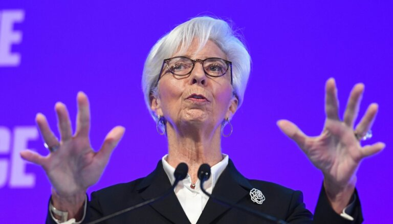Глава ЕЦБ: страны еврозоны прошли пик экономического кризиса