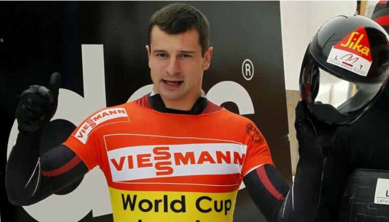 Мартин Дукурс — трехкратный обладатель Кубка мира