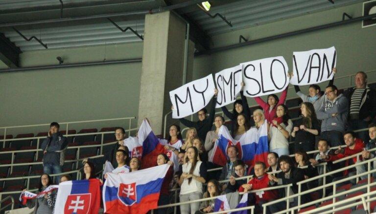 KHL parādu dēļ diskvalificē Bratislavas 'Slovan' vadību