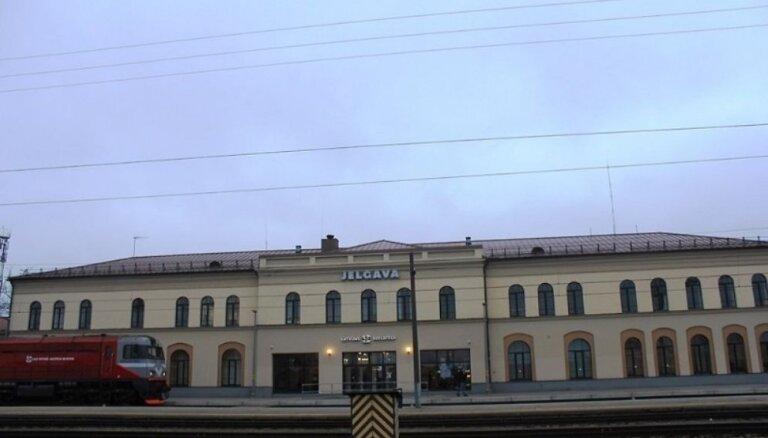 Foto: Kā svinēja 150 gadus dzelzceļa līnijai Jelgava-Rīga