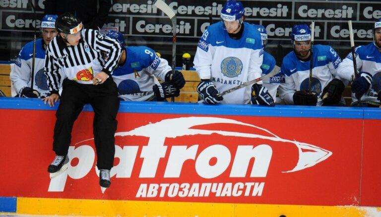 Kazahstāna naturalizē arī KHL rezultatīvāko aizsargu Dicu