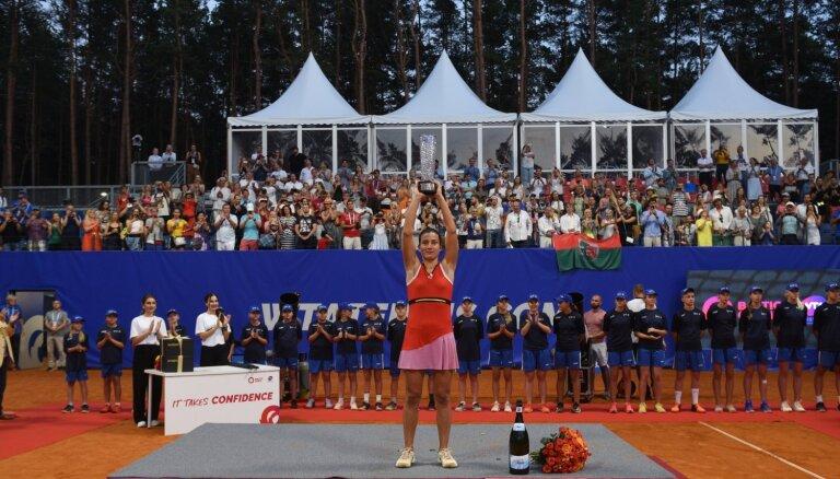 'Baltic Open' turnīra direktors: viss liecina, ka turnīrs ilgi paliks Jūrmalā