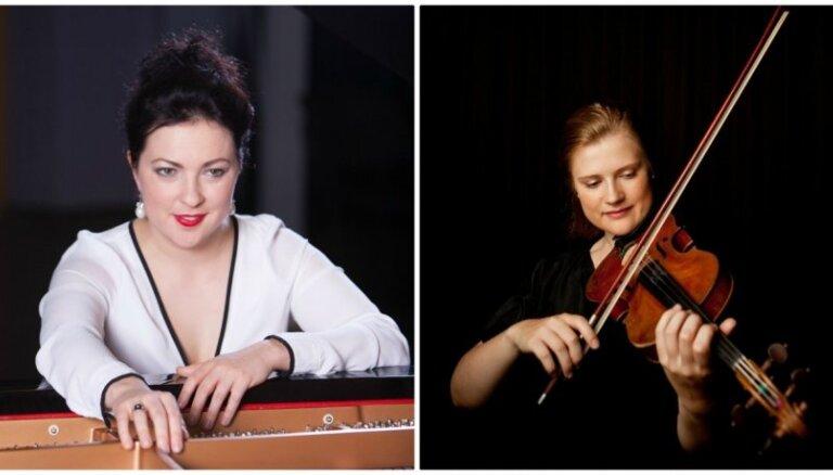 Kultūras pilī 'Ziemeļblāzma' notiks kamermūzikas koncerts 'Virtuozs uz jumta'
