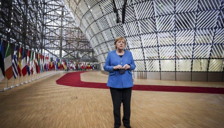 """Меркель назвала нападение нацистской Германии на СССР """"поводом для стыда"""""""