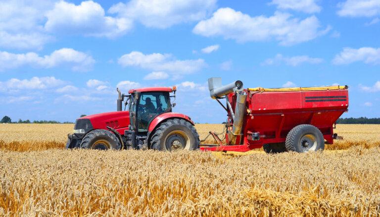 Балтийские фермеры пожаловались Брюсселю на нечестную конкуренцию
