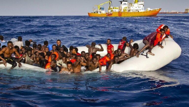 В Средиземном море за год погибли более 4 тысяч мигрантов