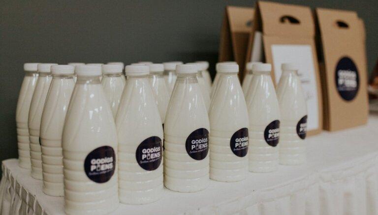 Piena iepirkuma cenām sasniedzot augstāko līmeni, tās sākušas mazināties