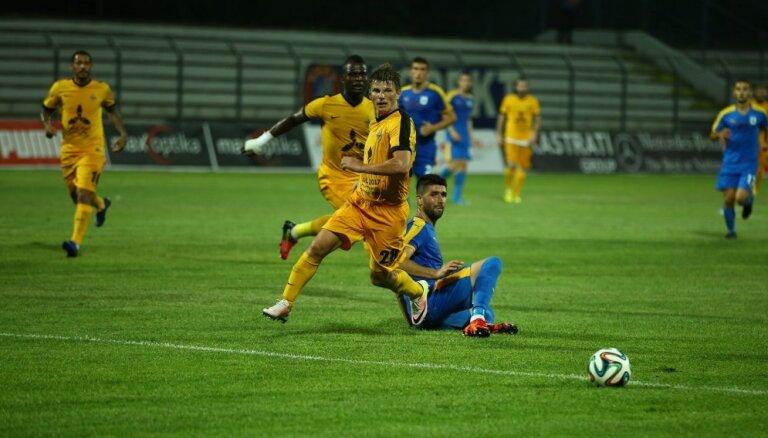 ВИДЕО: Историческая победа в еврокубках Гибралтара и гол Аршавин за казахстанский клуб
